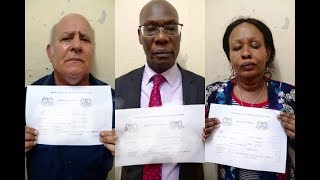 Unmasked: Faces behind Barclays fake cash - PHOTOS - VIDEO