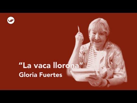 Gloria Fuertes. La vaca llorona