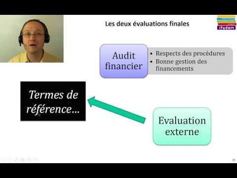 Vidéo exemple d'IFADEM
