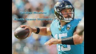 Gardner Minshew - Rookie Season Highlights