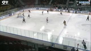 Обзор двух игр МХЛ «Алмаз» - «Куньлунь Ред Стар Джуниор»