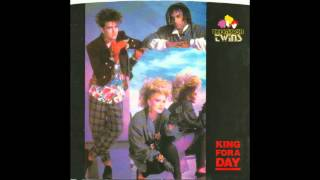 "Thompson Twins – ""King For A Day"" (Arista) 1985"