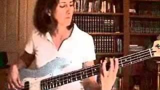 Mama's Pearl - Jackson 5  - Bass Cover
