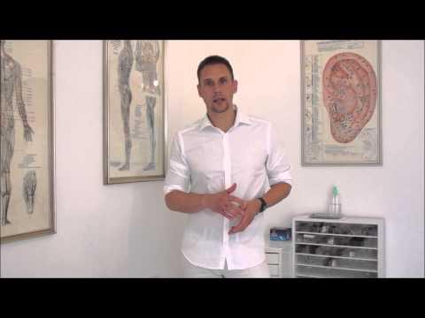 Yoga Video für Anfänger in Osteochondrose