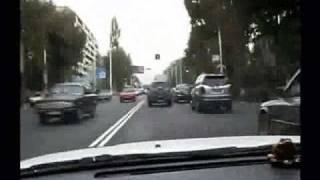 preview picture of video 'Bishkek streets - 2008. Kyrgyzstan. Улицы родного Бишкека.'
