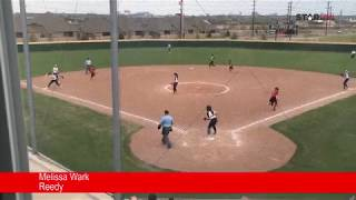Frisco Reedy vs. Frisco Liberty Softball Highlights