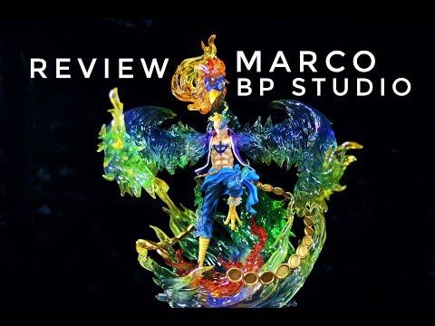 Review : BP studio One piece MARCO