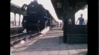 preview picture of video 'DR & DDR Magdeburg & Umgebung 1981. Deutsche Reichsbahn.'