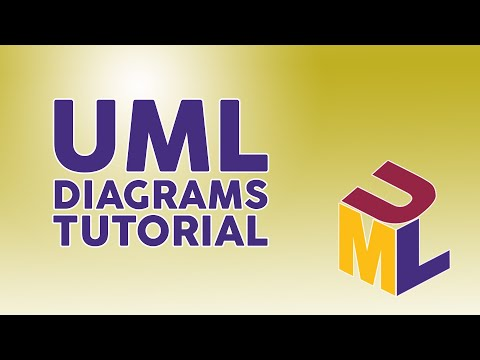 UML Diagrams Tutorial - YouTube