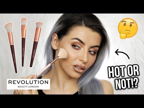Fast Base Foundation Stick by Revolution Beauty #8