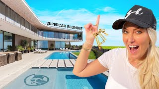 Revealing the World's First Supercar Blondie Headquarters