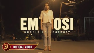 Doddie Latuharhary - Emosi (Official Music Video) Full