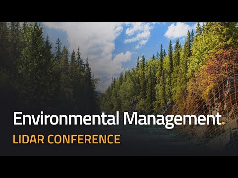 Using UAV LiDAR for environmental management