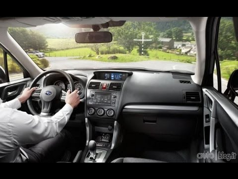 2013 NEW Subaru Forester - Official Promo Video
