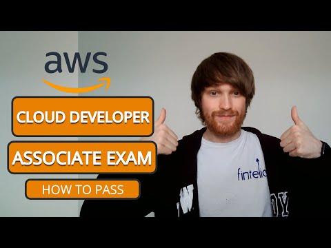 How To Pass The AWS Certified Developer Associate Exam | Cloud ...