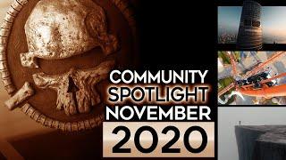 Community Spotlight! November 2020