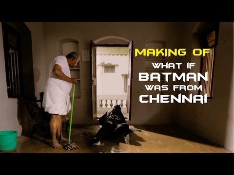 What If Batman Was From Chennai - The Making | Put Chutney