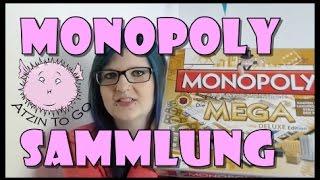 Meine Monopoly Sammlung | Brettspiel
