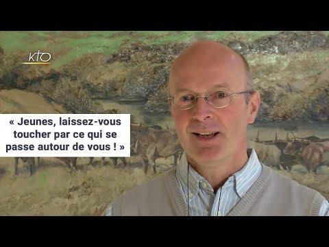 Père Jean-Pascal Lombart : « Jeunes, laissez-vous toucher par ce qui se passe autour de vous ! »