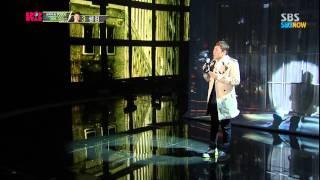 SBS [KPOPSTAR3] - Top8 생방송, 버나드 박의 'Home'