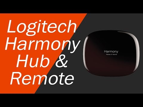Logitech Harmony Hub – Review and Setup with Android and iOS