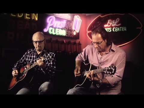 Gibson Austin Backroom Bootleg Sessions - Big Gus Samuelson & Denny Freeman - Honest Lie
