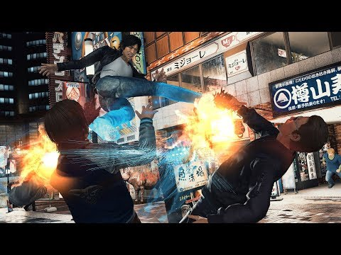 Judgment : Gameplay Trailer