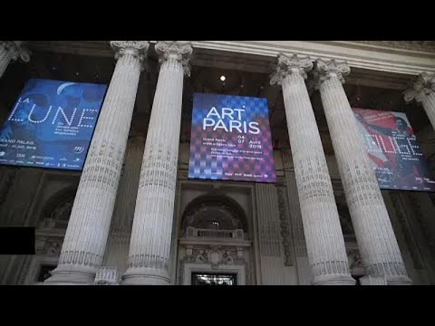 21ο Paris Art Fair: Ξεκίνησε η φουάρ του Παρισιού στο Grand Palais