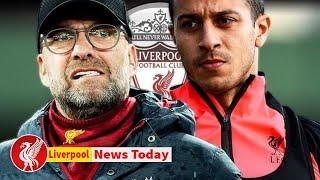 Liverpool boss Jurgen Klopp in Thiago Alcantara injury update which is cause for concern - news...