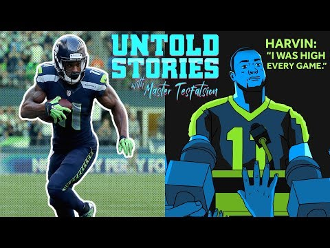 Percy Harvin Says He Was High Every Game He Played   Untold Stories