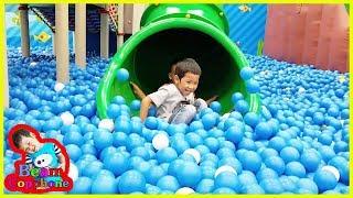 น้องบีม | เล่นซ่อนหาในบ่อบอล Kidzoona เมกาบางนา