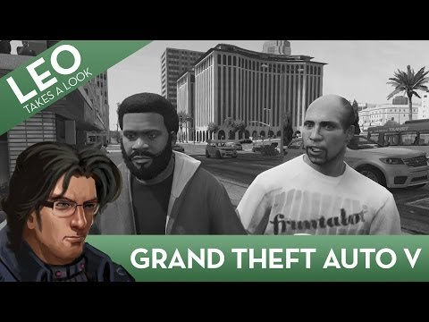 GTA V Is Actually About Loneliness