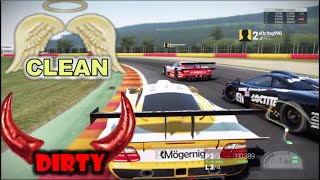 Project CARS Online - Clean and Dirty