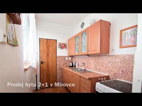 Video Prodej bytu 2+1 v osobním vlastnictví 66 m², Havlíčkův Brod