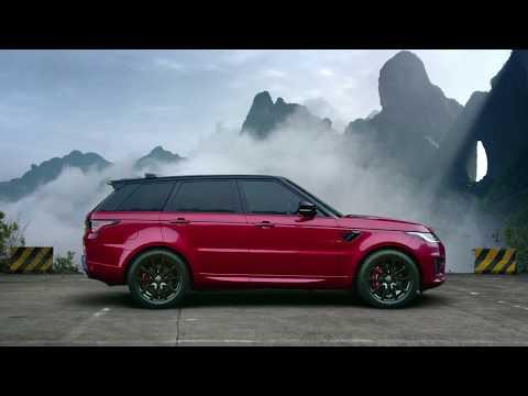Nuova Range Rover Sport – Dragon Challenge