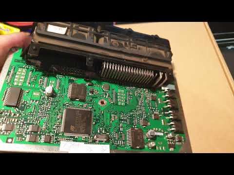 ВАЗ 2112 троит сгорел ключ управления катушкой в Январь 7.2 ремонт своими руками