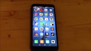 Последнее обновление на Redmi Note 5 MIUI 10 9.1.10