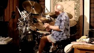 Ray's Drums For It's All Over Now Baby Blue By Chocolate Watchband