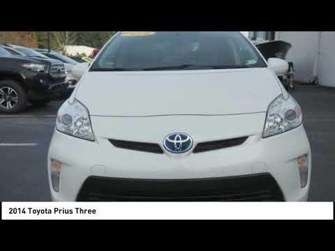 2014 Toyota Prius Three Used 35463A