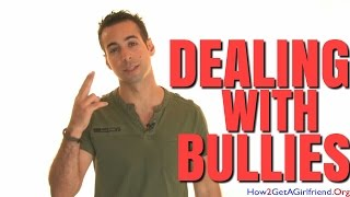 How To Deal With A Bully & Get Your Confidence Back