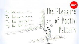 The pleasure of poetic pattern – David Silverstein