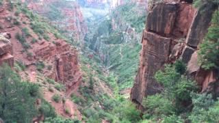 North Kaibab Trail, Grand Canyon National Park