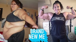 I Lost 200lbs - And Became A Personal Trainer   BRAND NEW ME