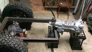 Home-made Tractoras 7cp