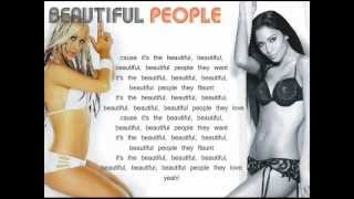 Christina Aguilera ft. Nicole Scherzinger - Beautiful People