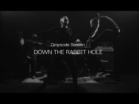 Grayscale Season - Down The Rabbit Hole (Official Music Video) online metal music video by GRAYSCALE SEASON