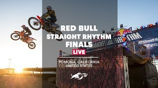 Red Bull Straight Rhythm Finals - FULL SHOW from Pomona, California, United States