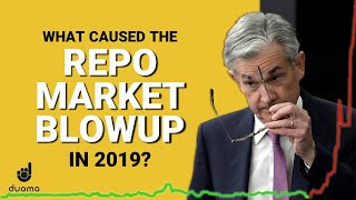 What Caused the Repo Blowup in 2019? | Explained in 3 Minutes