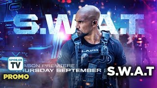 """S.W.A.T. - Episode 2.01 """"Shaky Town"""" - Promo VO"""