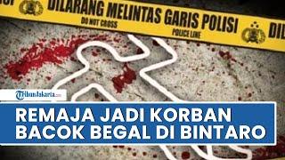 Tiga Remaja Jadi Korban Begal saat Naik Motor, Ditendang dan Disabet Senjata Tajam oleh Pelaku
